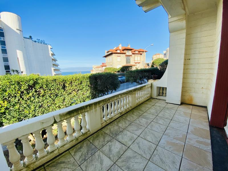 APPARTEMENT BIARRITZ QUARTIER IMPERIAL VUE MER