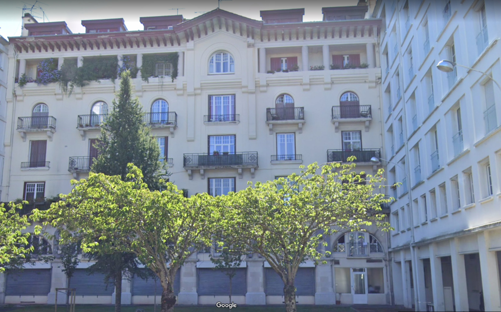 Appartement 190m² - 5 chambres - Bayonne centre Mairie A vendre.